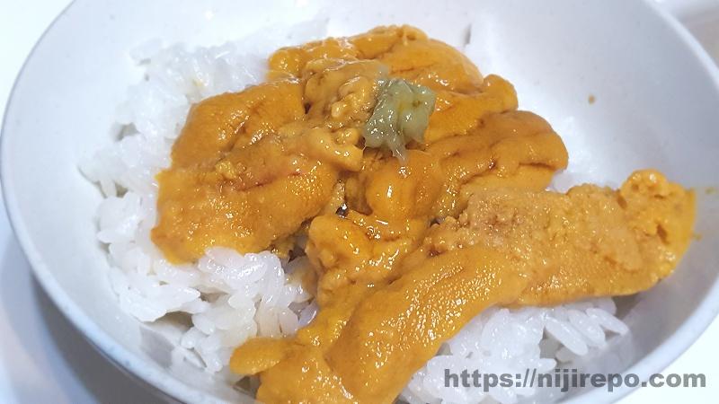 楽天市場チリ産冷凍生ウニ ウニ丼
