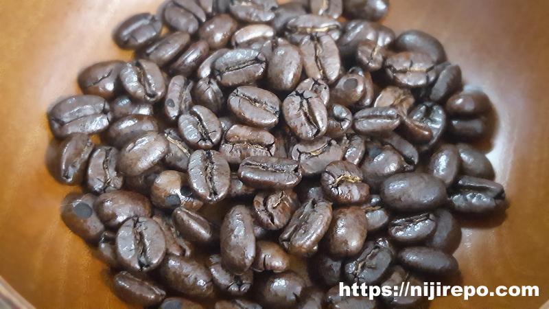 カフェインレス豆