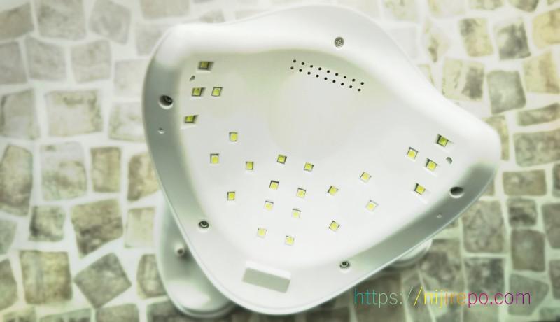 LED&UVネイルライト